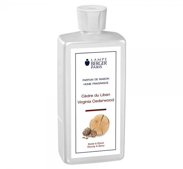 Lampe Berger Duft Zedernholz aus dem Libanon (Cèdre du Liban) - 500 ml