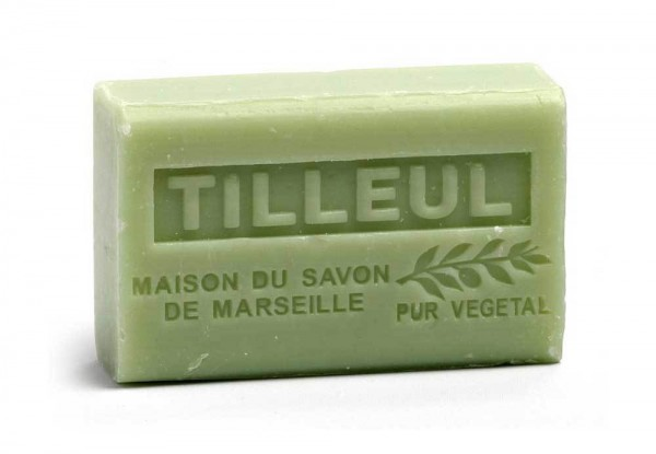 Provence Seife Tilleul (Lindenblüte) - Karité 125g