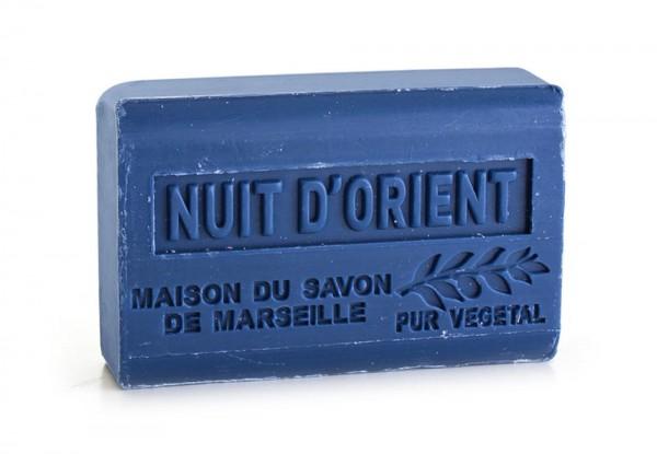 Provence Seife Nuit d`Orient (Orientalische Nacht) - Karité 125g