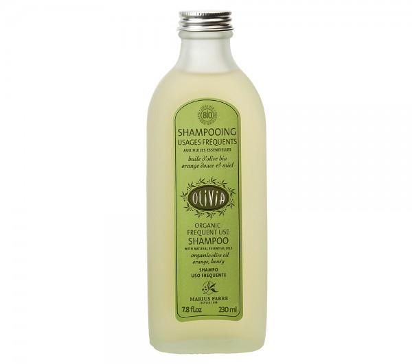 Marius Fabre OLIVIA Shampoo Orangenblüte Bio-Olivenöl 230ml