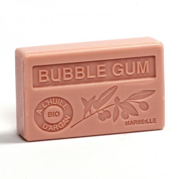 Bio-Arganöl Seife Bubble Gum - 100g
