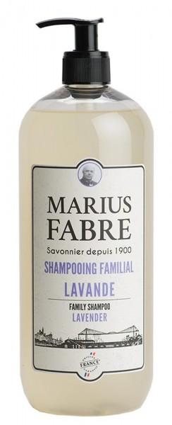 Marius Fabre Shampoo Lavendel (Lavande) Bio-Olivenöl 1L