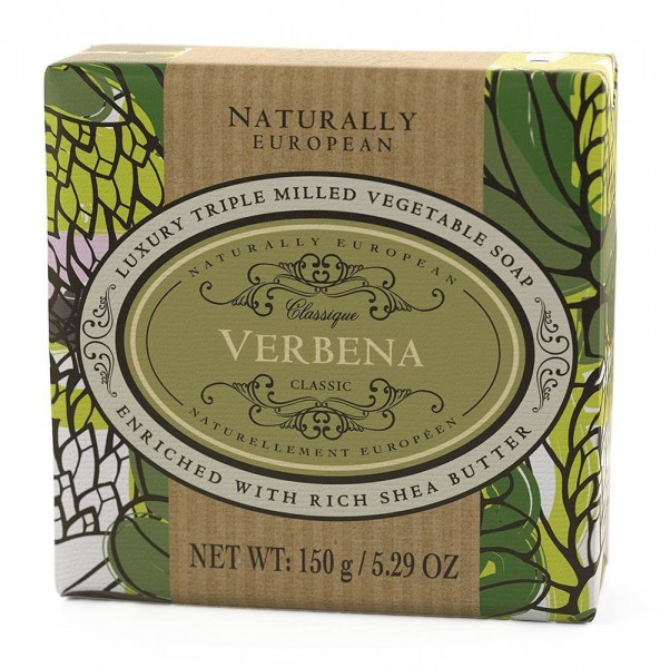 Naturally European Seife Verbena 150g