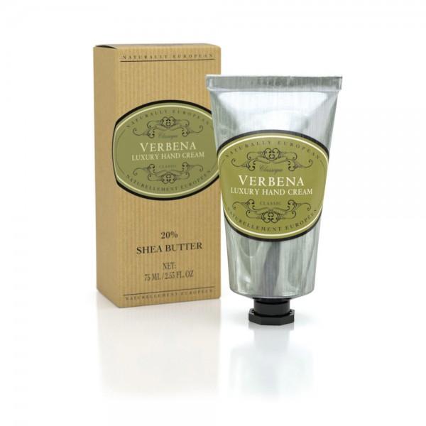 Naturally European Hand Cream Verbena 75ml Tube