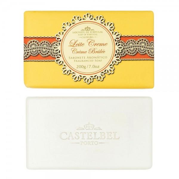 Castelbel Gourmet Seife Creme Brulee Olivenöl-Seife - 200g