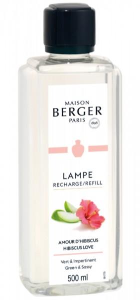 Maison Berger Duft Lieblicher Hibiskus (Amour d'Hibiscus) - 500 ml