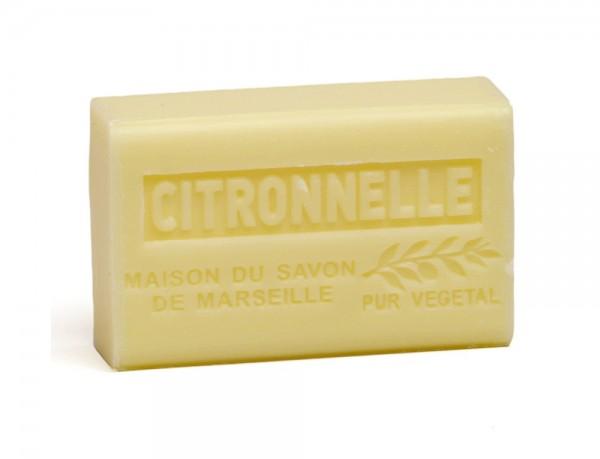 Provence Seife Citronnelle (Citronella) - Karité 125g