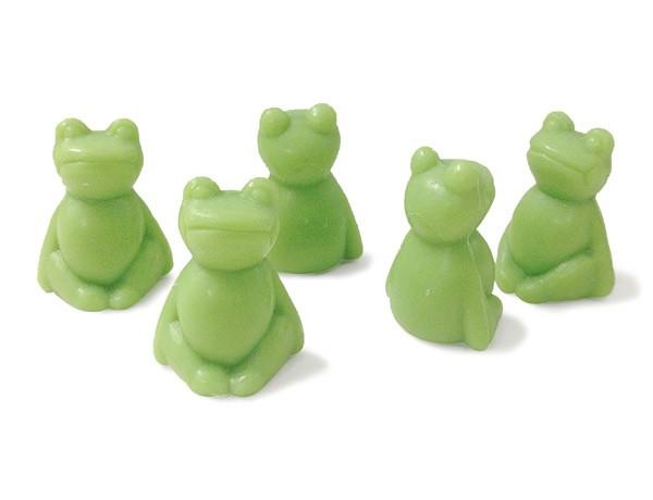 5 x Seife Frosch Grün Apfel (Grenouille Vert Pomme) Kinderseife Tierseife Motivseife 5x25g