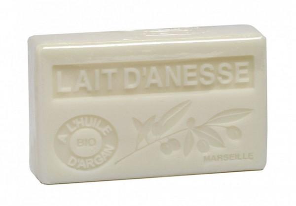 Bio-Arganöl Seife Lait D'Anesse (Eselsmilch) - 100g