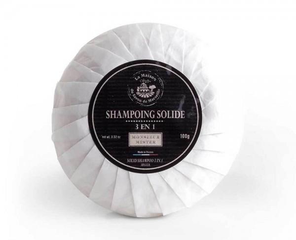 Provence Festes Shampoo Mister - Herren-Shampoo 100g