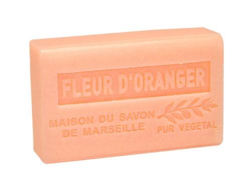 Provence Seife Fleur d`Oranger (Orangenblüte) - Karité 125g