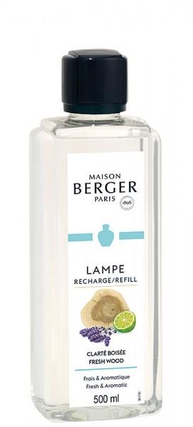 Maison Berger Duft belebende Holznuancen (Clarte Boisee) - 500 ml