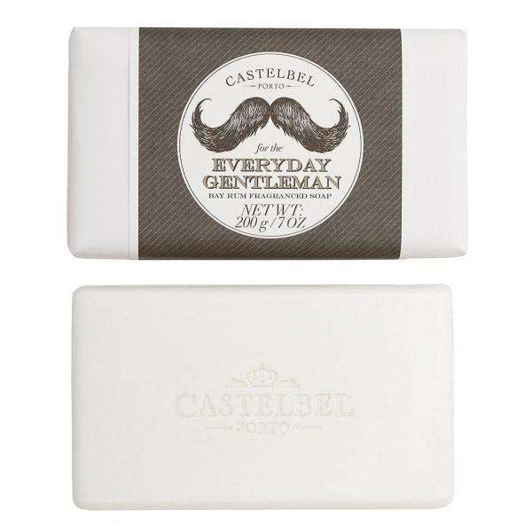 Castelbel Seife Lifestyle for Men Everyday Gentleman Bay Rum Olivenöl-Seife - 200g