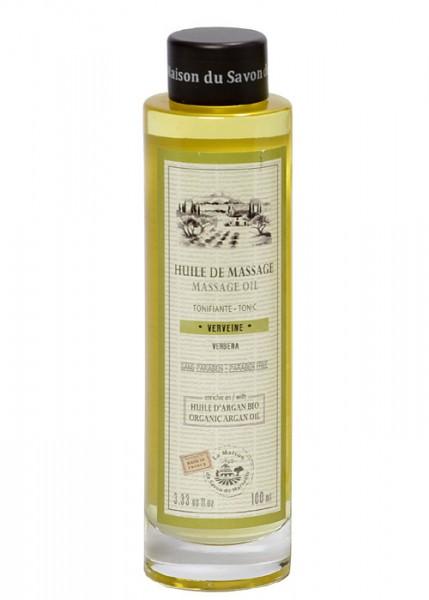 Pflegendes Massageöl Verveine (Eisenkraut) -Stärkend- 100 ml