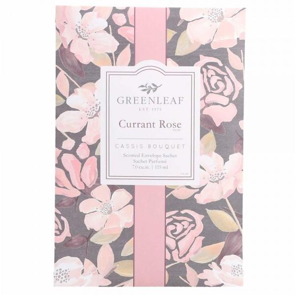 Greenleaf Duft Sachet Large - Currant Rose - Duftsäckchen