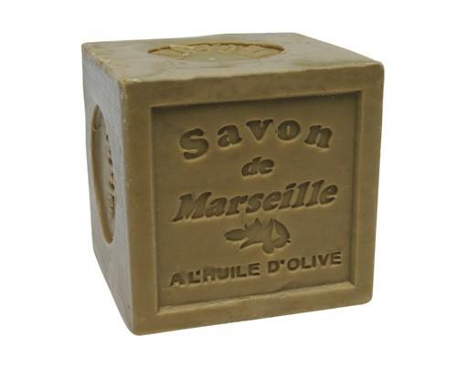 Savon de Marseille Olivenölseife Seifenblock 72% Olivenöl Seife Vegan 300g