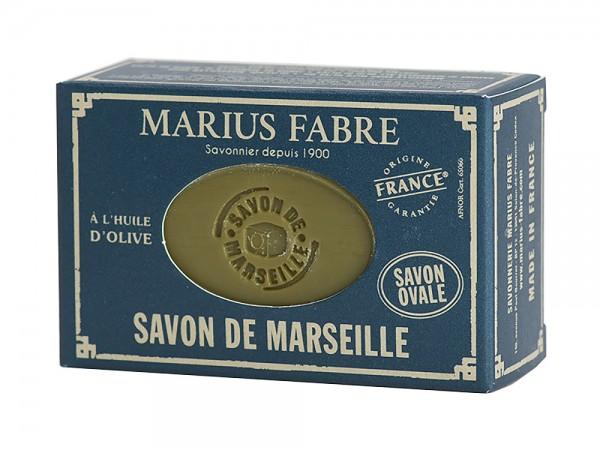 Marius Fabre Savon de Marseille Olivenölseife Ovale Stückseife Vegan 150g
