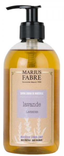 Marius Fabre Flüssigseife Lavendel (Lavande) Bio-Olivenöl 500ml
