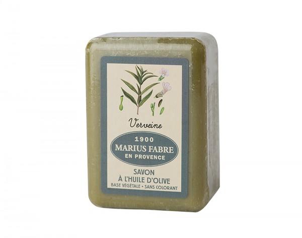 Marius Fabre Bio-Olivenöl Seife Eisenkraut (Verveine) Shea-Butter - 150g
