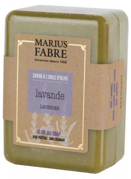 Marius Fabre Bio-Olivenöl Seife Lavendel (Lavande) Shea-Butter - 150g