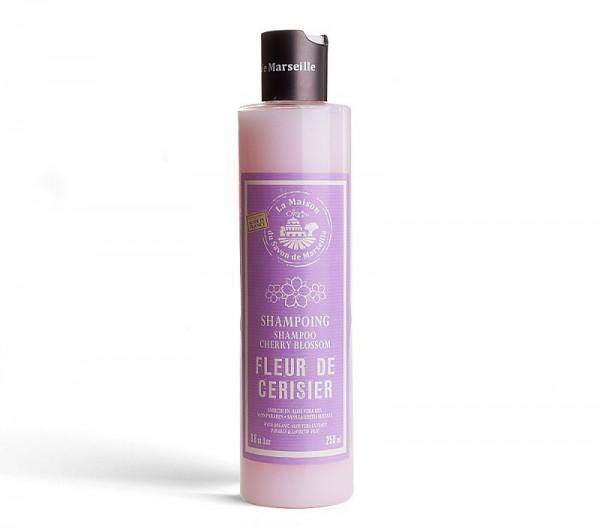 Provence Shampoo Fleur De Cerisier (Kirschblüte) mit Aloe Vera 250ml