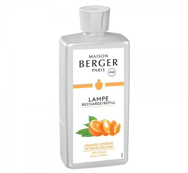 Lampe Berger Duft Fruchtige Orange (Orange Extrême) - 500 ml