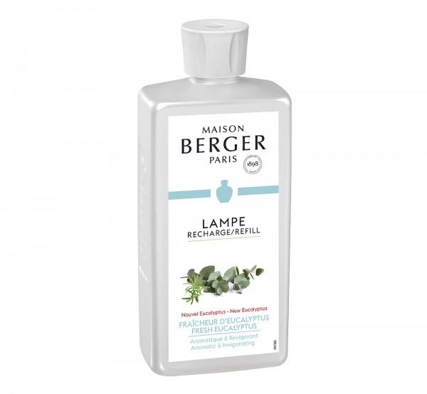 Lampe Berger Duft Frischer Eukalyptus (Fraîcheur d'Eucalyptus) - 500 ml