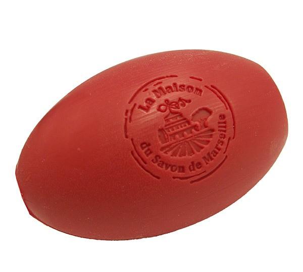 Ersatzseife Fraise (Erdbeere) für Drehseifenhalter Savon Rotatif 270g