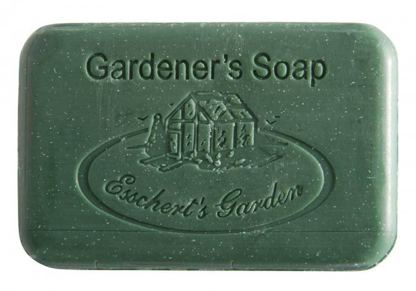 Esschert Gärtnerseife mit Bimsstein Gartenseife Seife 100g