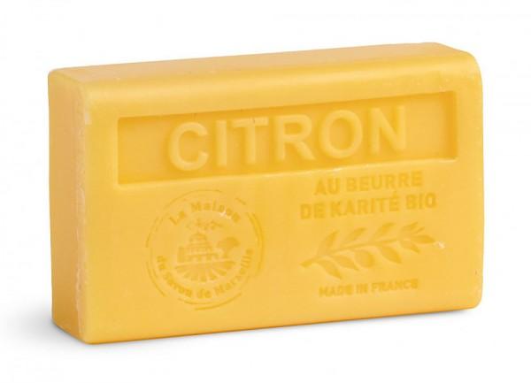 Provence Seife Citron (Zitrone) - Karité 125g