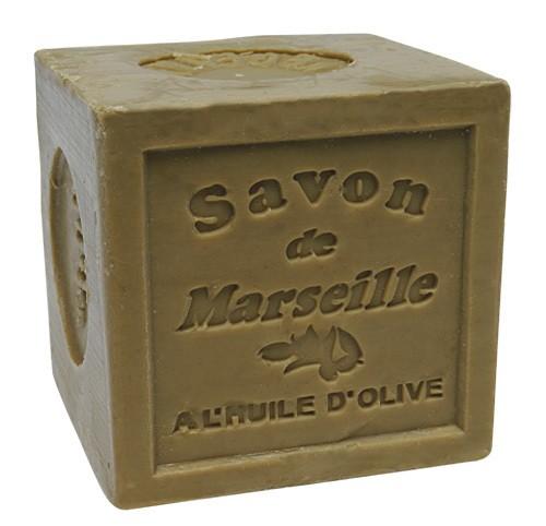 Savon de Marseille Seifenblock 72% Olivenöl 600g