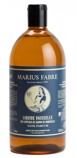 Marius Fabre Savon de Marseille Geschirrspülmittel 1L