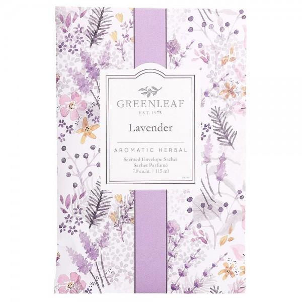 Greenleaf Duft Sachet Large - Lavender - Duftsäckchen