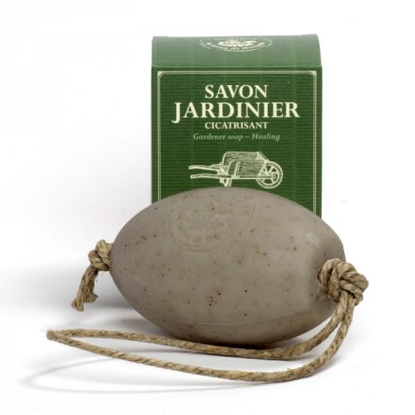 Savon Jardinier (Gärtnerseife) 270g - auch für Nostalgie Seifenhalter