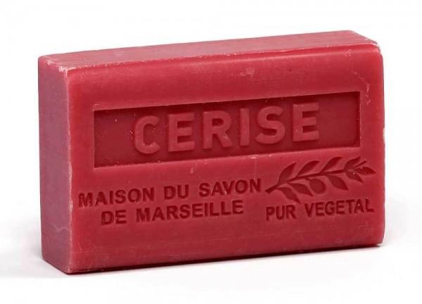Provence Seife Cerise (Kirsche) - Karité 125g