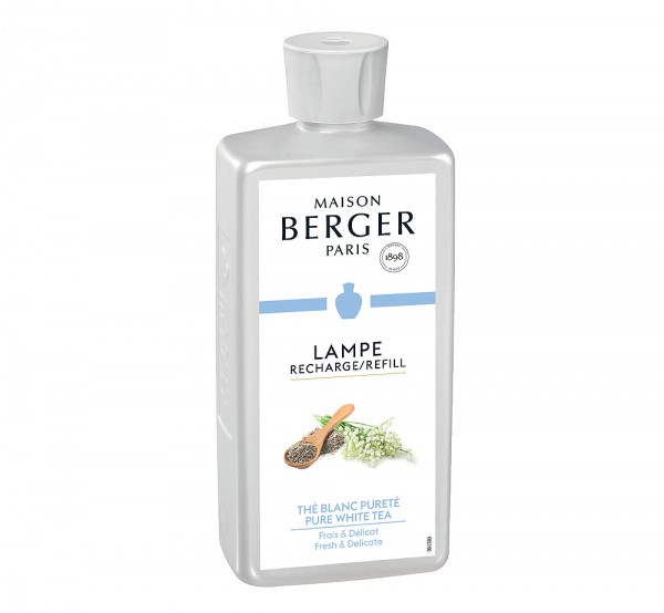 Maison Berger Duft Aromatischer Weißer Tee (Thé Blanc Pureté) - 500 ml