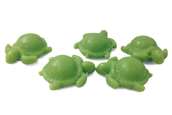 5 x Seife Schildkröte Grün Apfel (Tortue Vert Pomme) Kinderseife Tierseife Motivseife 5x25g