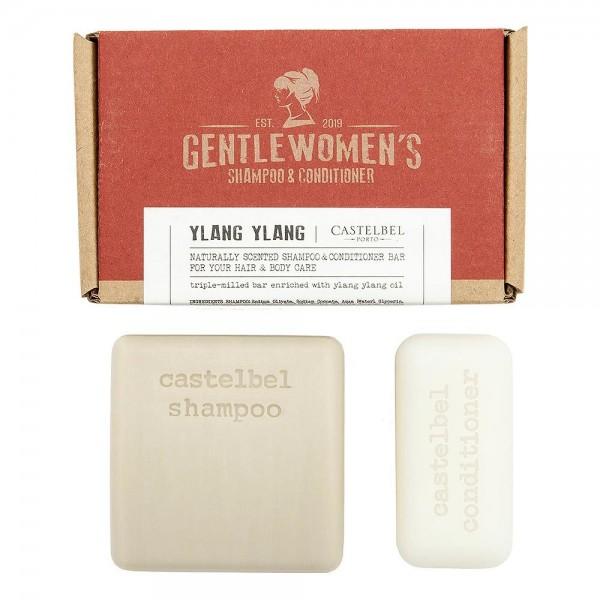 Castelbel Gentlewomen`s Ylang-Ylang Festes Shampoo & Conditioner Set