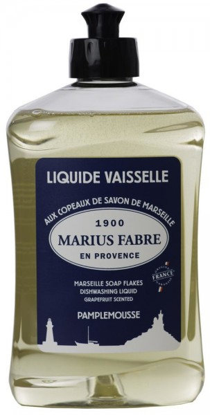 Marius Fabre Savon de Marseille Geschirrspülmittel Pampelmuse 500ml