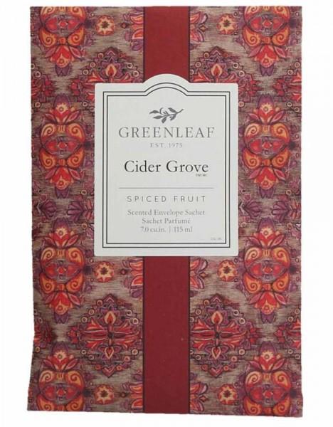 Greenleaf Duft Sachet Large - Cider Grove - Duftsäckchen