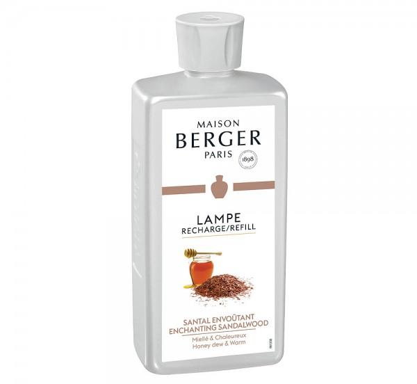 Lampe Berger Duft Sanftes Sandelholz (Santal Envoûtant) - 500 ml
