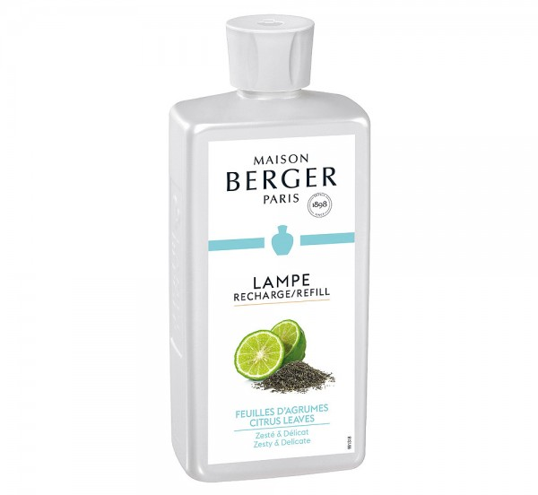 Lampe Berger Duft Aromatische Zitronenblätter (Feuilles d'Agrumes) - 500 ml
