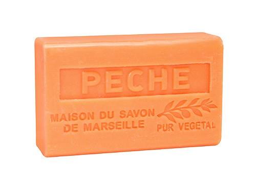 Provence Seife Peche (Pfirsich) - Karité 125g