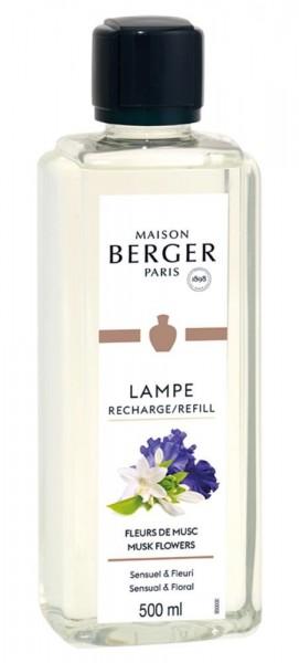 Maison Berger Duft Zarte Moschusblüte (Fleurs de Musc) - 500 ml