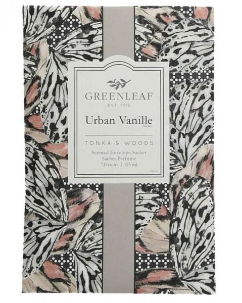 Greenleaf Duft Sachet Large - Urban Vanille - Duftsäckchen