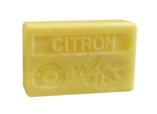 Bio-Arganöl Seife Citron (Zitrone) - 100g