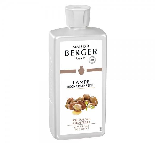 Lampe Berger Duft Seidiges Arganöl (Soie d'Argan) - 500 ml