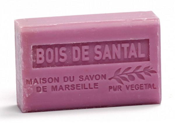 Provence Seife Bois De Santal (Sandelholz) - Karité 125g