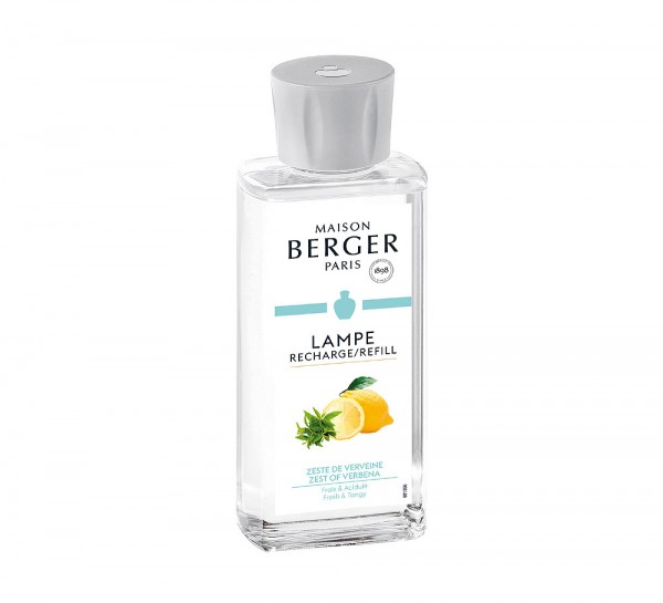Lampe Berger Duft Belebende Zitronenverbene (Zeste de Verveine) - 180 ml