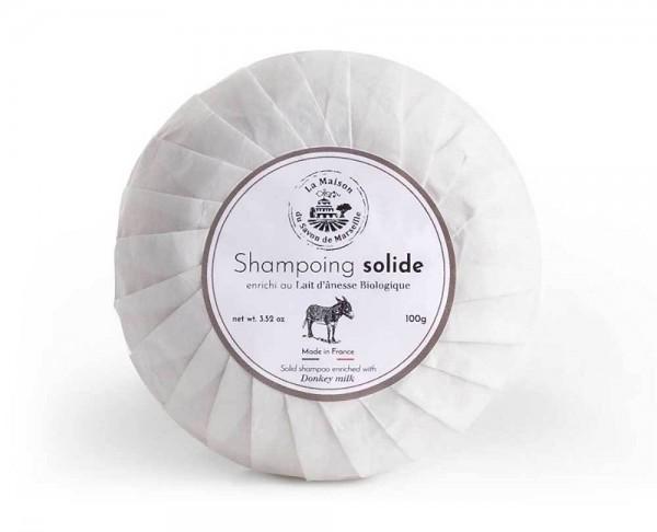 Provence Festes Shampoo Lait D'Anesse (Eselsmilch) 100g